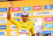 Juan Sebastian Molano ne laisse rien aux autres sprinteurs