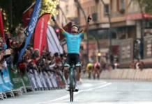 Tour de Murcie remporté par Xandro Meurisse