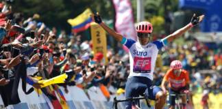 EF Pro Cycling domination Tour Colombie 2020