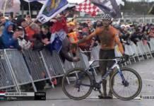 Mathieu van der Poel à nouveau champion du monde