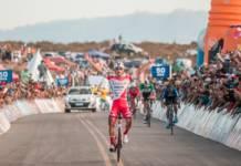 Miguel Florez réaction vainqueur