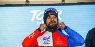 Nacer Bouhanni en tête du Tour de La Provence