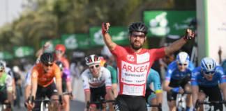 Nacer Bouhanni au Tour de La Provence