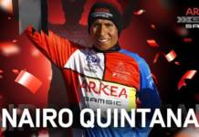 Nairo Quintana heureux de sa rentrée