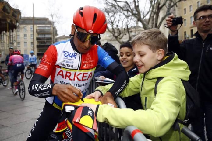 Nairo Quintana a gagné le Tour de La Provence 2020