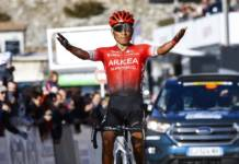 Nairo Quintana Tour de La Provence