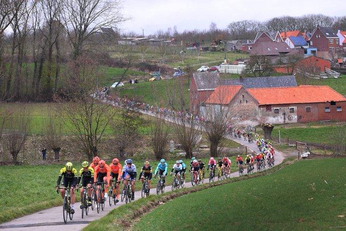 Omloop Het Nieuwsblad 2020 parcours et favoris