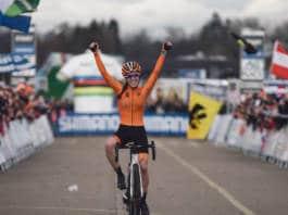 Shirin van Anrooij remporte le titre mondial en junior