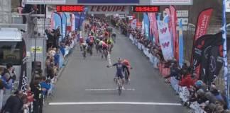 Dries De Bondt vainqueur après une échappée
