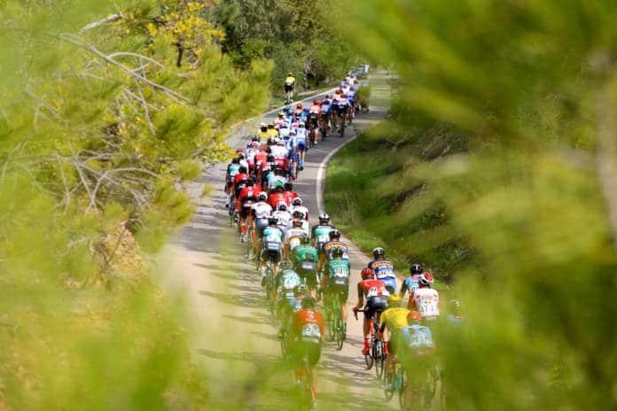 Tour d'Algarve 2020 engagés