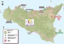 Tour de Sicile 2020 parcours dévoilé