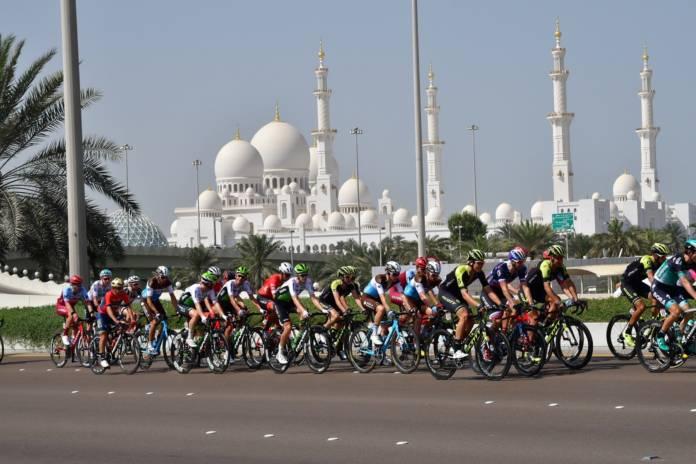 UAE Tour 2020 engagés