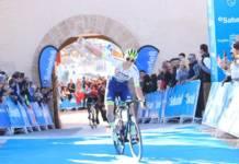 Xandro Meurisse en bonne position pour gagner le Tour de Murcie