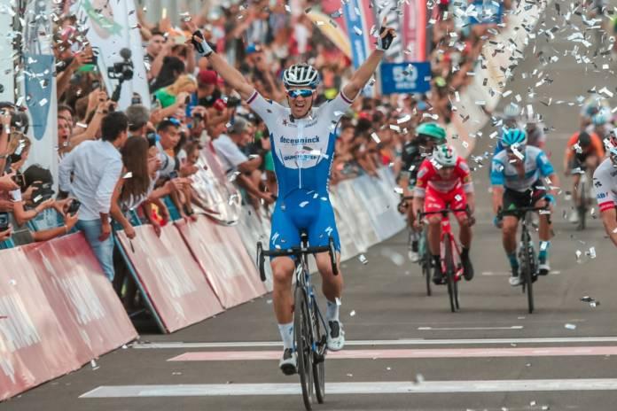 Zdenek Stybar remporte la 6e étape du Tour de San Juan