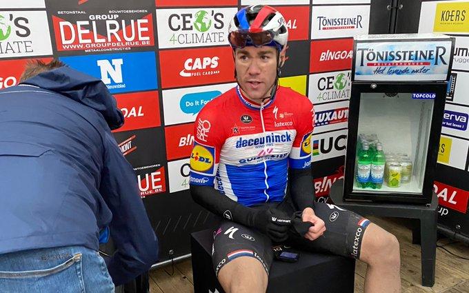 Grand prix Jean-Pierre Monseré sacre Fabio Jakobsen