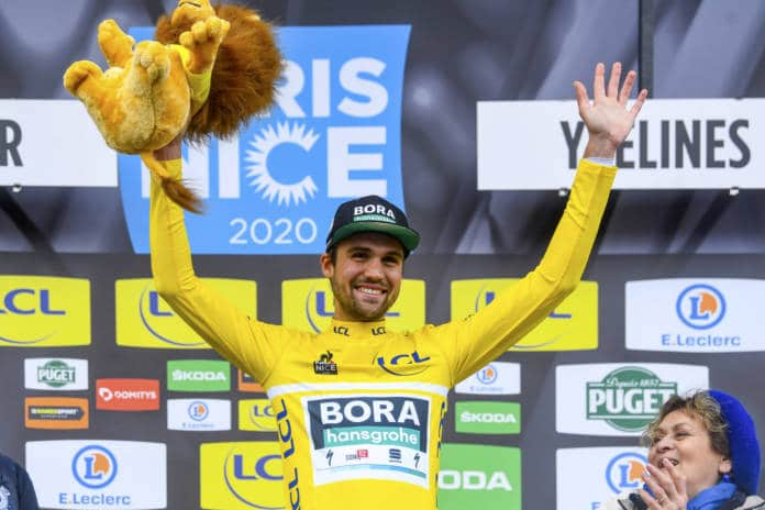 Schachmann leader Paris-Nice 2020
