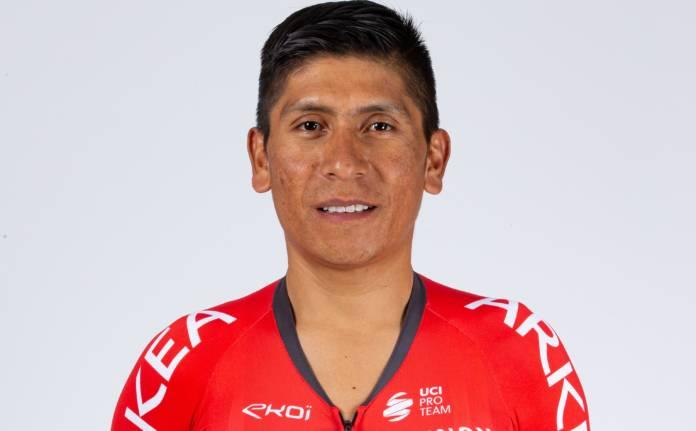 Nairo Quintana Arkéa-Samsic