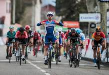 Niccolo Bonifazio se distingue sur Paris-Nice