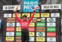 Paris-Nice 2020 sacre Maximilian Schachmann