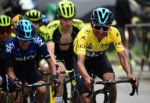 Egan Bernal Vainqueur Paris-Nice 2019