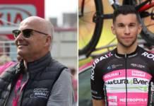 Daniel Verbrackel et Thibault Ferasse évoquent l'impact du coronavirus sur l'équipe Natura4Ever-Roubaix Lille Métropole