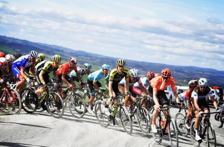 Strade Bianche 2020 engagés
