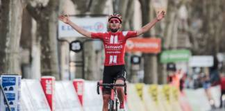 Victoire de Benoot étape 6 Paris-Nice 2020