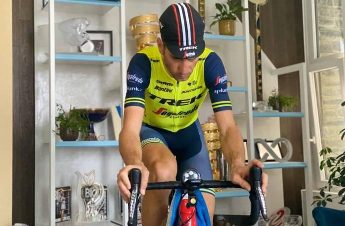 Vincenzo Nibali Milan San Remo 2020
