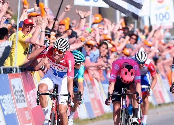 Mathieu van der Poel dans le palmarès de l'Amstel Gold Race