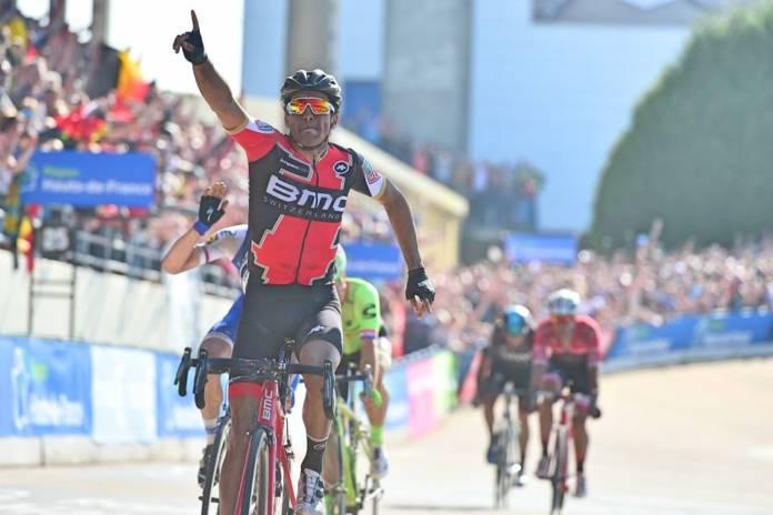 Paris-Roubaix 2017 pour Greg Van Avermaet