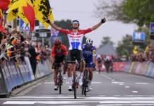 Mathieu van der Poel impérial sur la Flèche Brabançonne 2019