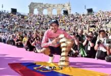 Richard Carapaz vainqueur du Giro 2019