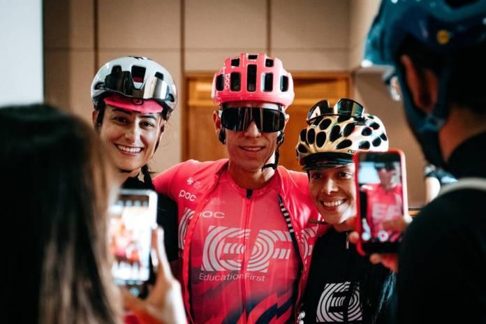 Rigoberto Uran sur l'annulation du Tour de France 2020