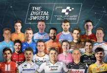 Tour de Suisse virtuel dure cinq jours