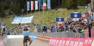 Nans Peters vainqueur d'étape au Giro 2019