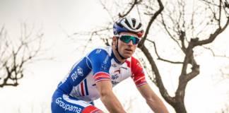 Arnaud Démare est blessé