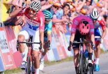 Mathieu van der Poel ne sera pas sur la Vuelta