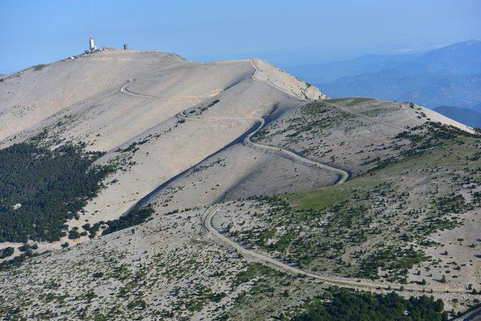 Mont Ventoux Dénvelé Challenges 2020 dévoilé