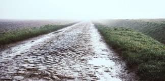 La pluie sur Paris-Roubaix