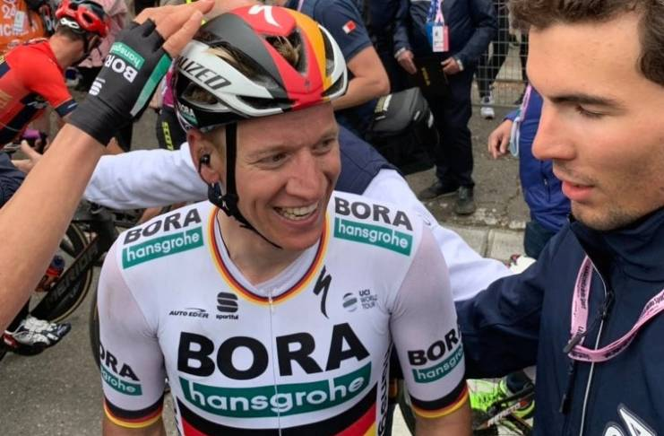Pascal Ackermann a gagné Eschborn-Frankfurt 2019
