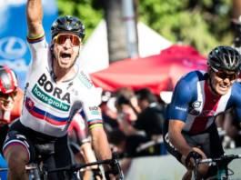 Peter Sagan habitué à briller au Tour de Californie