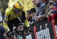 Primoz Roglic mise tout cette année sur le Tour de France