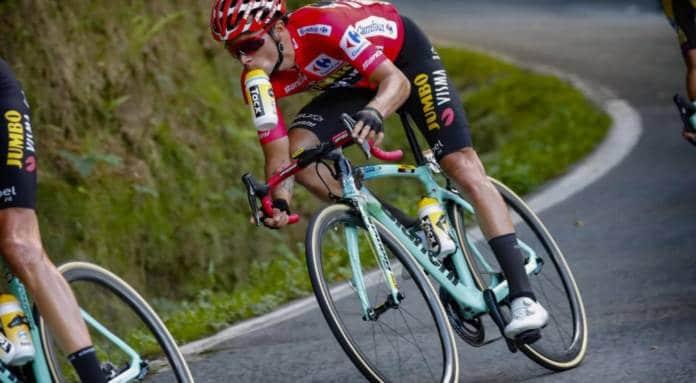 Primoz Roglic Tour de France 2020