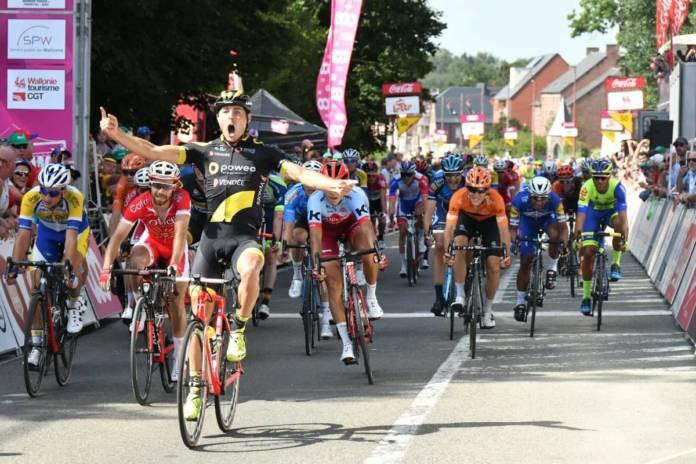Tour de Wallonie reprogrammée mais toujours en août