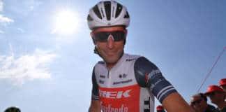 Vincenzo Nibali attiré par Paris-Roubaix