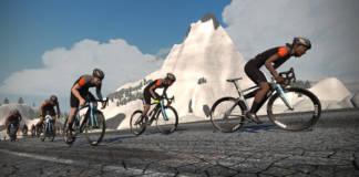 Le Zwift Tour of All du 4 au 8 mai 2020