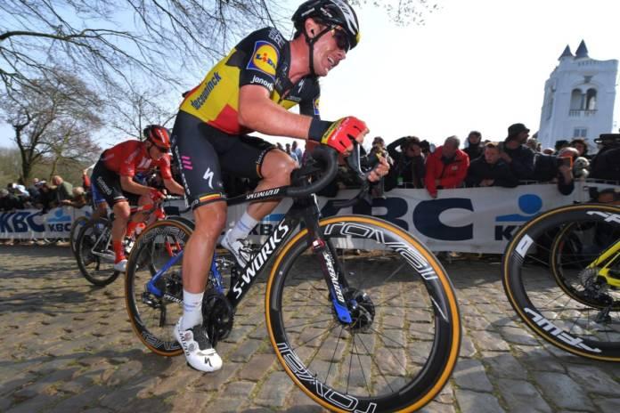 Mur de Grammont intégré au championnat de Belgique 2020