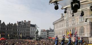 Flandre va pouvoir renouer avec les courses en peloton fourni
