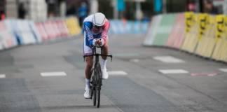 cyclisme en france proche de la reprise