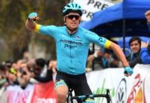 Jakob Fuglsang leader d'Astana sur le Giro 2020